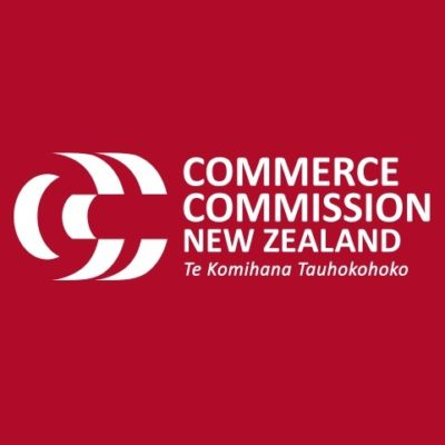 Logo for The Commerce Commission