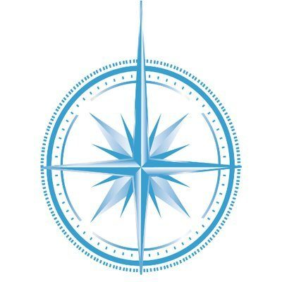 Logo for Compass Associates