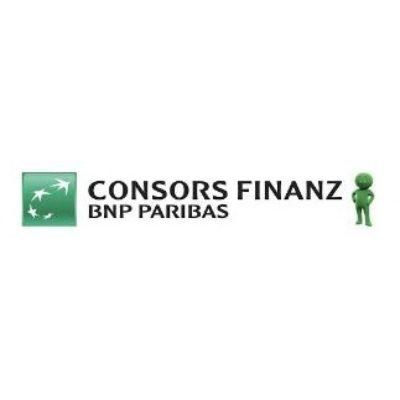 Logo for Consors Finanz BNP Paribas S.A. Deutschland