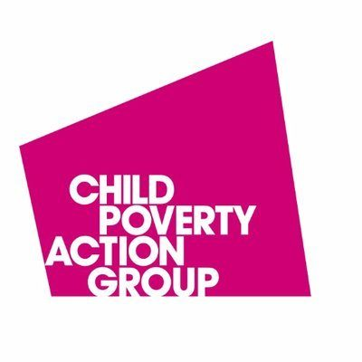 Logo for Child Poverty Action Group