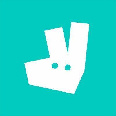 Logo for Deliveroo