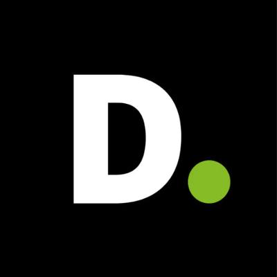 Logo for Deloitte