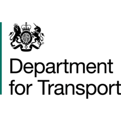 Logo for Department for Transport