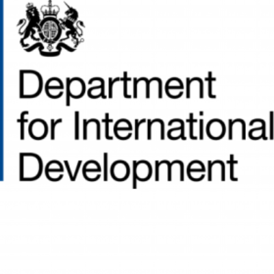 Logo for Department for International Development (DFID)