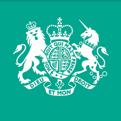 Logo for Department of Health and Social Care