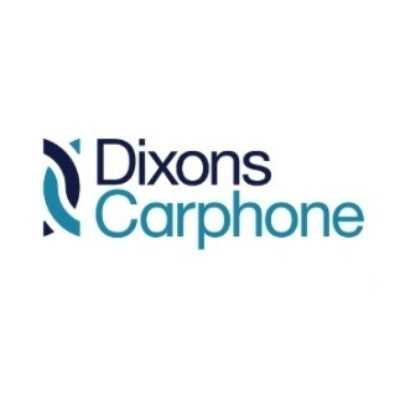 Logo for Dixons Carphone