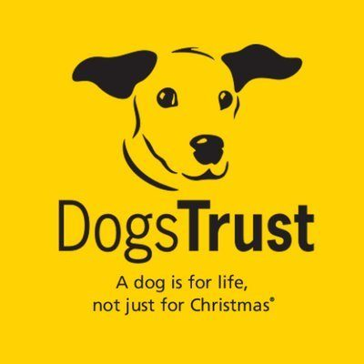 Logo for Dogs Trust