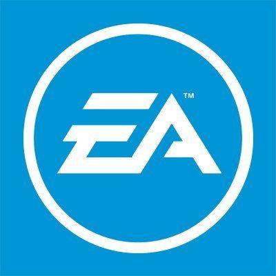 Logo for Electronic Arts (EA)