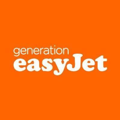 Logo for easyJet