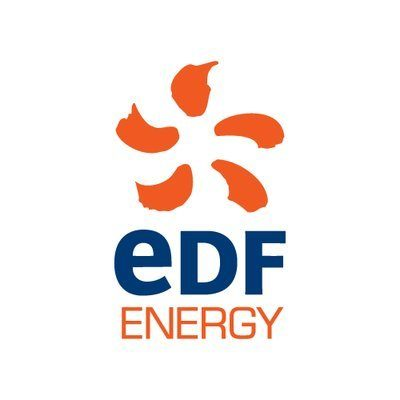 Logo for EDF Energy