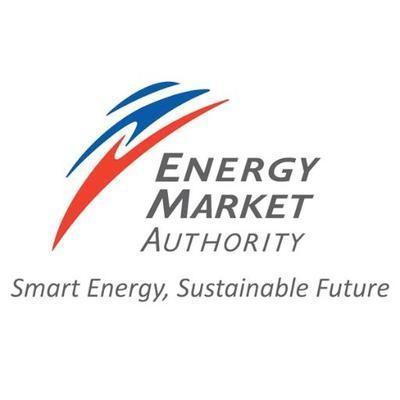 Logo for Energy Market Authority