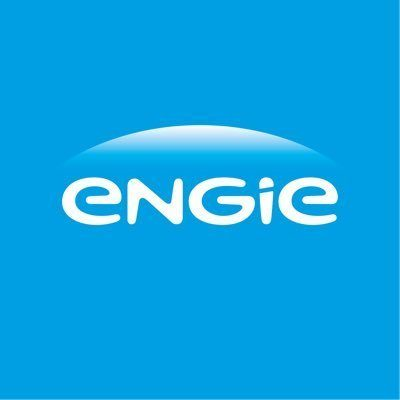 Logo for ENGIE