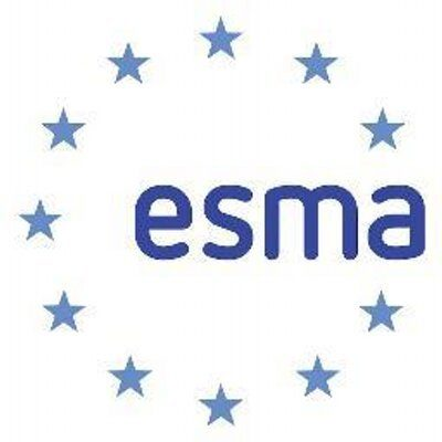 Logo for European Securities and Markets Authority (ESMA)