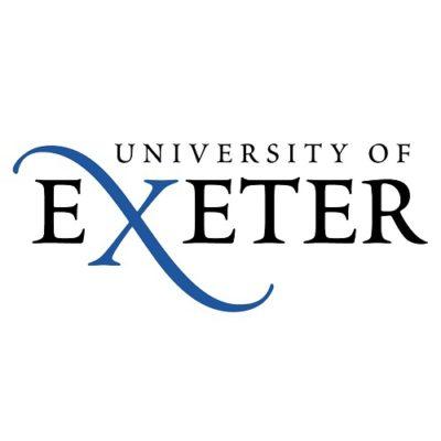 Logo for University of Exeter