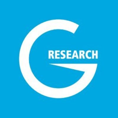 Logo for G-Reasearch