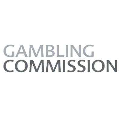 Logo for The Gambling Commission