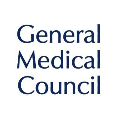 Logo for The General Medical Council
