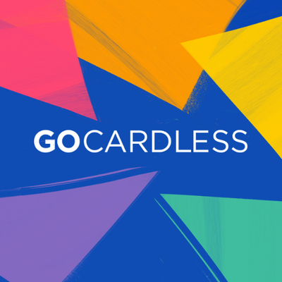 Logo for GoCardless