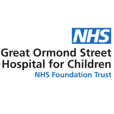 Logo for Great Ormond Street Hospital