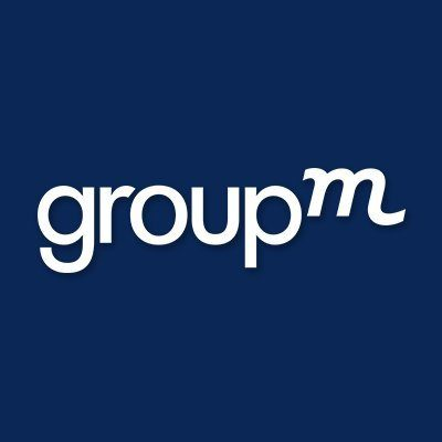Logo for GroupM