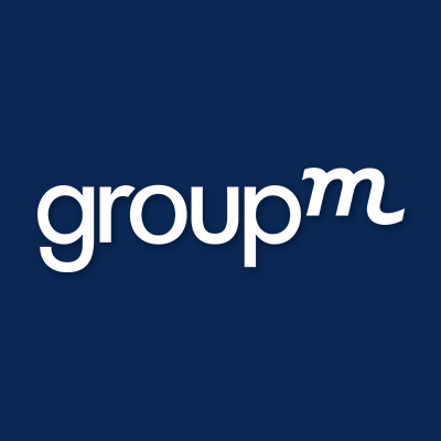 Logo for GroupM