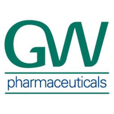 Logo for GW Pharmaceuticals