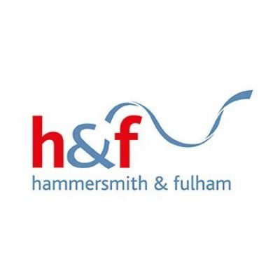 Logo for Hammersmith and Fulham Council