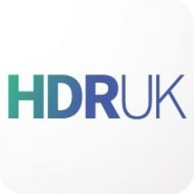 Logo for Health Data Research UK