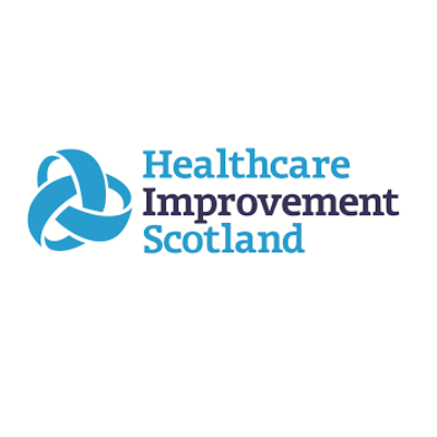 Logo for Healthcare Improvement Scotland (HIS)