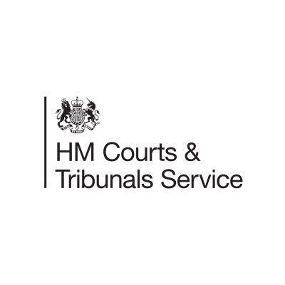 Logo for HM Courts and Tribunals Service