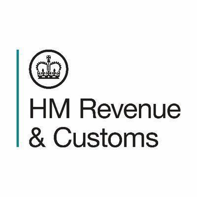 Logo for HM Revenue and Customs (HMRC)