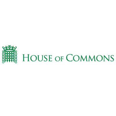 Logo for House of Commons