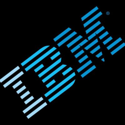 Logo for IBM