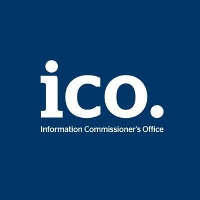 Logo for Information Commissioner's Office