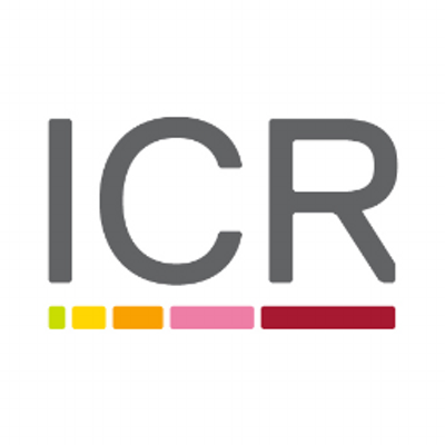 Logo for The Institute of Cancer Reasearch