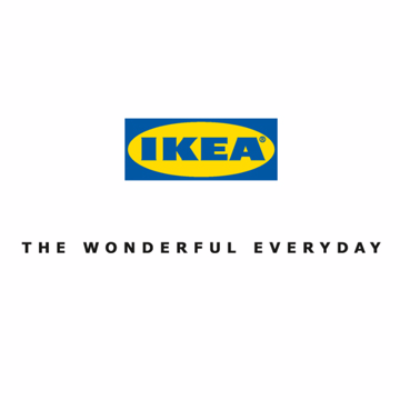 Logo for IKEA
