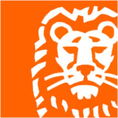 Logo for ING