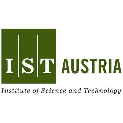 Logo for Institute of Science and Technology Austria