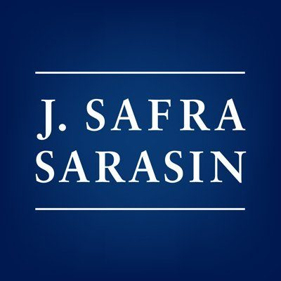 Logo for J. Safra Sarasin