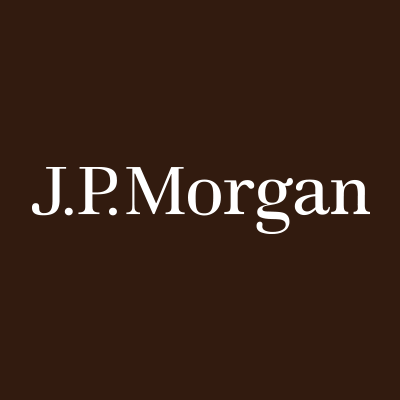 Logo for J P Morgan