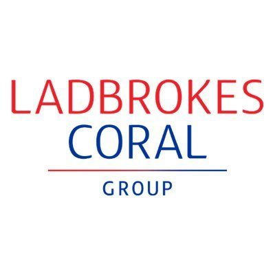 Logo for Ladbrokes Coral