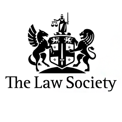 Logo for The Law Society