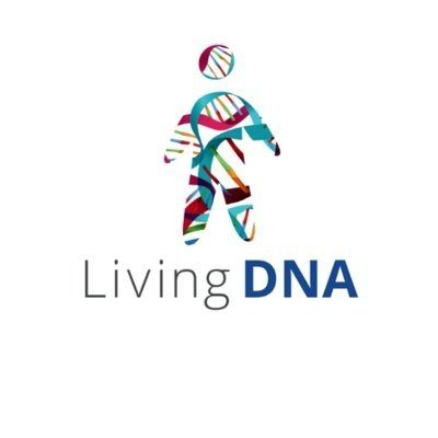 Logo for Living DNA