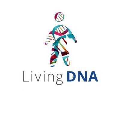 Logo for Living DNA