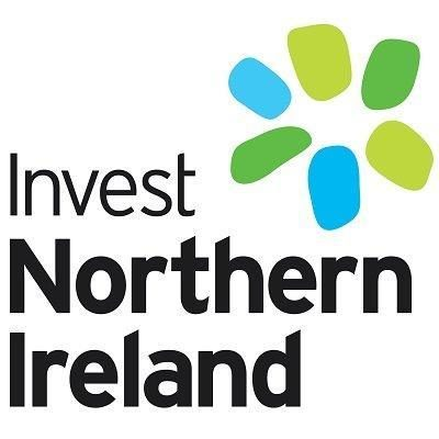 Logo for Invest Northern Ireland