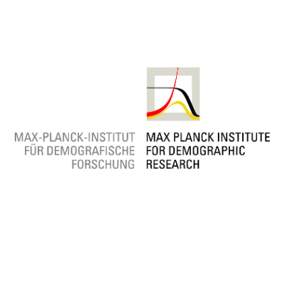 Logo for Max Planck Institute for Demographic Research