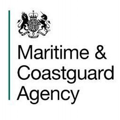 Logo for Maritime and Coastguard Agency