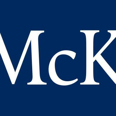 Logo for McKinsey & Company