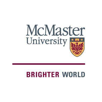 Logo for McMaster University