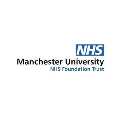 Logo for Manchester University NHS Foundation Trust